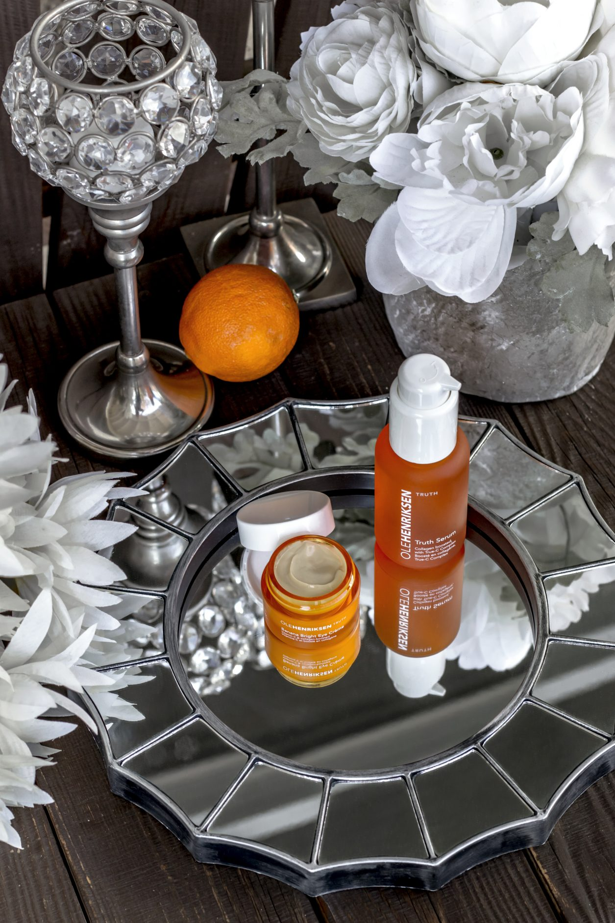 The Beauty Benefits of Vitamin C Serum & Cream