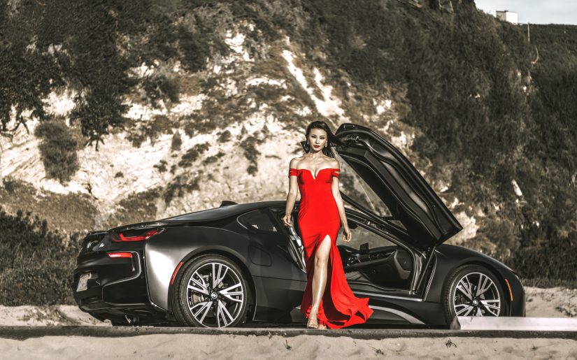 A Date with BMW i8