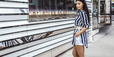 4 Ways To Wear Your Classic Stripes This Summer